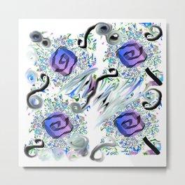 Wind 14 Metal Print