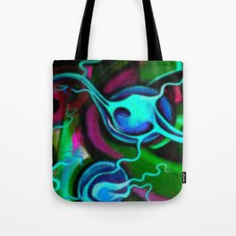Brain Scam Tote Bag