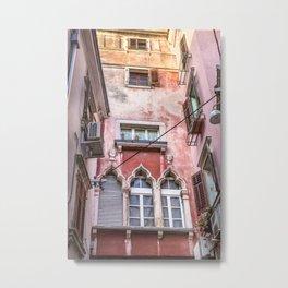 Pink Passage Metal Print