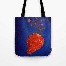 Strawberry Concept Tote Bag