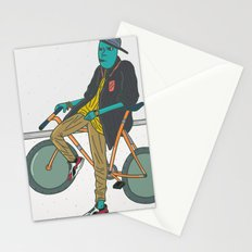 Lets Ride Stationery Cards