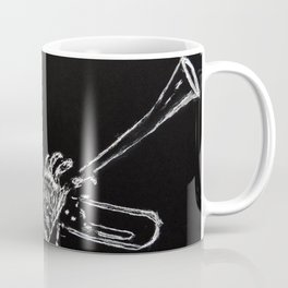 Dizzy Be Bop Coffee Mug