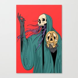 The Witchdoctor Canvas Print
