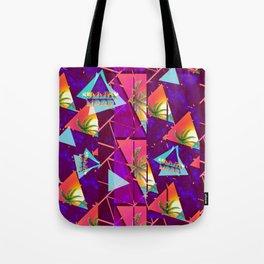 VIDA Tote Bag - purple fantasy by VIDA