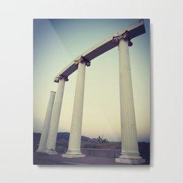 ISU Metal Print