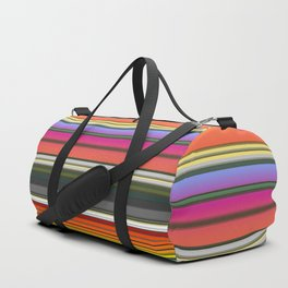Melted Confusion Duffle Bag
