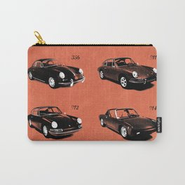 The Classic Porsche Collection Carry-All Pouch
