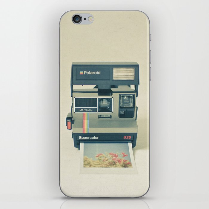 Instant Dreams iPhone Skin