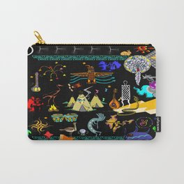 Smokin Hot Night Life Carry-All Pouch