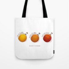 TEA PRINT Tote Bag