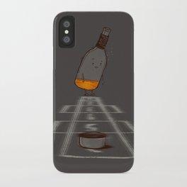 Hop Scotch iPhone Case