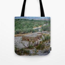 Hacienda in the Desert Tote Bag