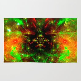 Crab Stardust- The Mind Explodes Rug