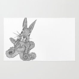 Combinations #2 - Bunny / Octopus Rug
