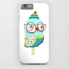 Bobble Hat Owl. iPhone 6s Slim Case