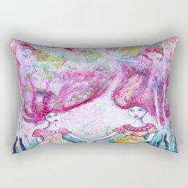 Enjoy All Your Life Moments Rectangular Pillow
