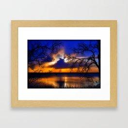 Indian River Lagoon Framed Art Print