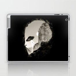 Alien´s Head Laptop & iPad Skin