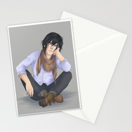 Casual Noctis Lucis Caelum Stationery Cards