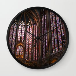 Chapelle Wall Clock