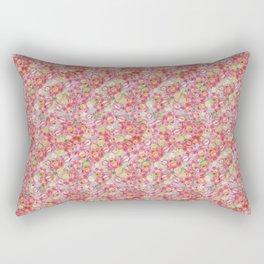 Amazon Floral Rectangular Pillow