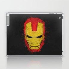 Iron Man splash Laptop & iPad Skin