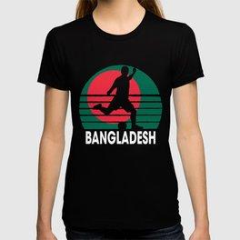Bangladesh Soccer Football BGD T-shirt