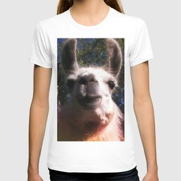 Blanche in paradise T-shirt