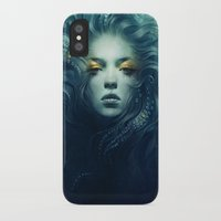 grand theft auto iPhone & iPod Cases featuring Ink by Anna Dittmann