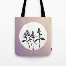 [6.21—6.26] Self-Heal Withers Tote Bag