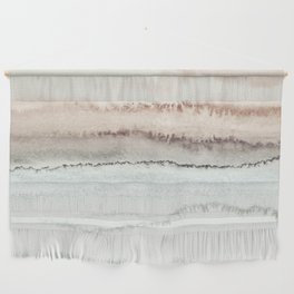 WITHIN THE TIDES NATURAL THREE by Monika Strigel Wall Hanging