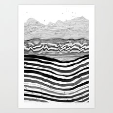 Pattern 22 Art Print