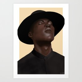 Jorge Art Print