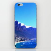 south africa iPhone & iPod Skins featuring South Africa Impression 10 by Art-Motiva