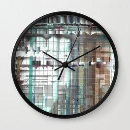 Gaslight Baby Wall Clock