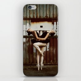 Never Miss a Chance to Dance iPhone Skin