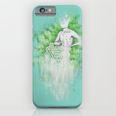 Love as Pain - Anahata in the heart iPhone 6s Slim Case
