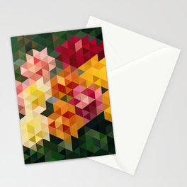 Chrysanthemums 1 Stationery Cards
