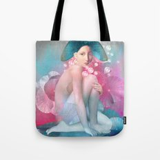 Water Maiden Tote Bag