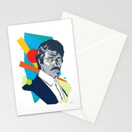 MARTY :: Memphis Design :: Miami Vice Series Stationery Cards