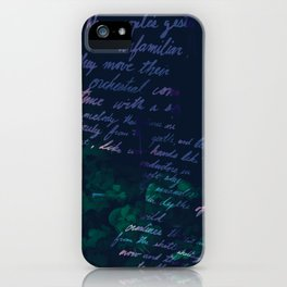 """""""Conquest of the Useless"""" by Werner Herzog Print (v. 10) iPhone Case"""