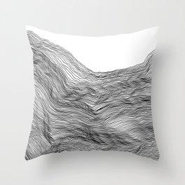 Linea 2 Throw Pillow