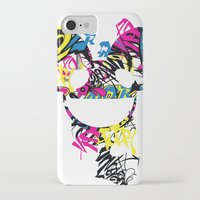 deadmau5 iPhone & iPod Cases featuring Deadmau5 by Sitchko Igor