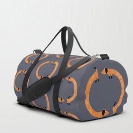 Sausage Dogs Duffle Bag