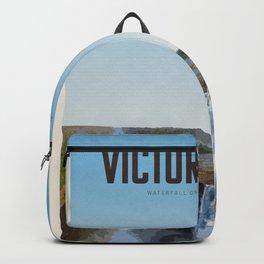 Visit Victoria Falls Backpack