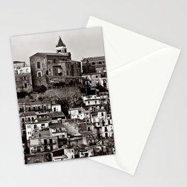 Sicilian Mountain Village Stationery Cards