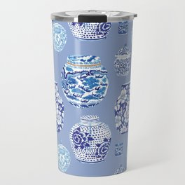 Chinoiserie Ginger Jar Collection No.6 Travel Mug