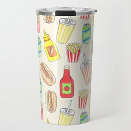 Fast Food Travel Mug