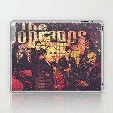 The Sopranos (in memory of James Gandolfini) Laptop & iPad Skin