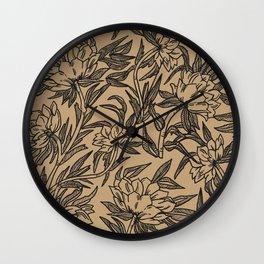 KRAFT STELLA Wall Clock